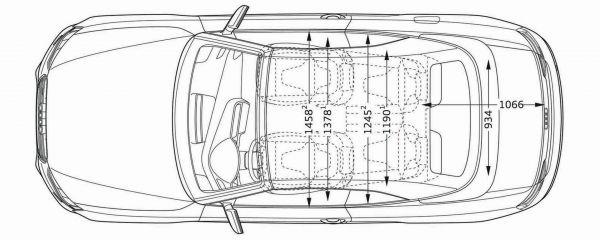audi s5 cabrio - abmessungen  u0026 technische daten