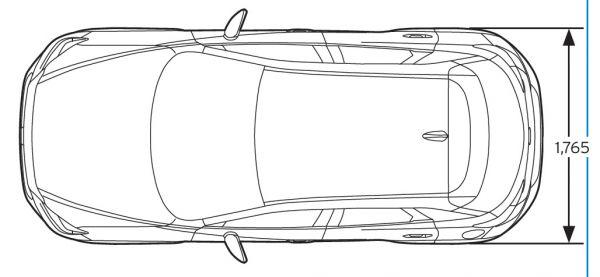 Mazda Cx 3 Abmessungen Technische Daten Länge Breite Höhe