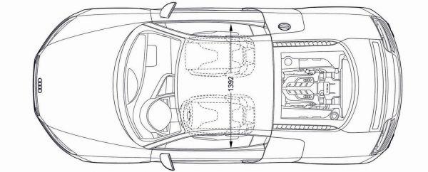 Audi R8 Abmessungen Amp Technische Daten L 228 Nge Breite