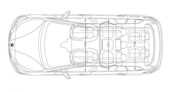 Bmw 2er Gran Tourer F46 Abmessungen Technische Daten Länge