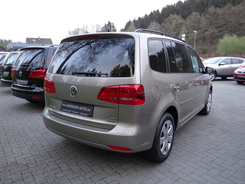 VW Touran Titanium Beige - Farben VW Touran