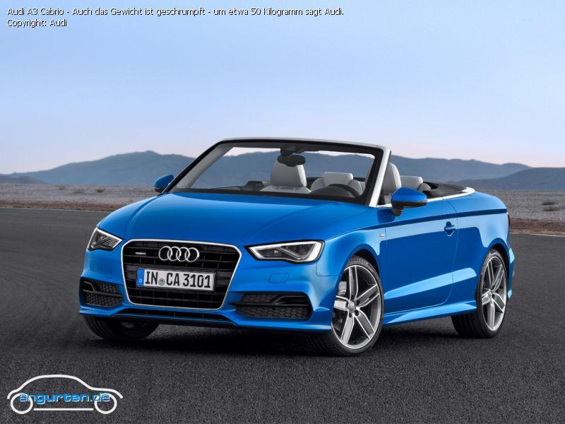 Audi A3 Cabrio Fotos Amp Bilder