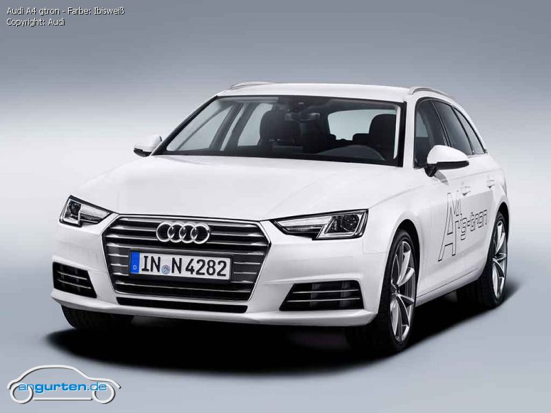 Audi A4 Avant Ibisweiß Uni Farben