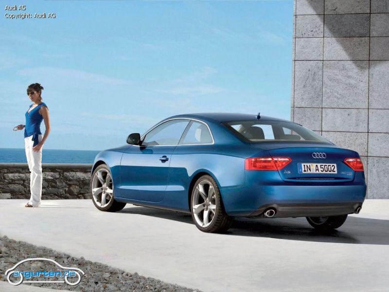 Foto Audi A5 Bilder Audi A5 Bildgalerie Bild 12