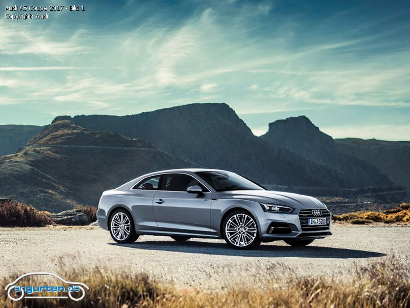 Foto Audi A5 Coupe 2017 Bild 1 Bilder Audi A5 Coupe