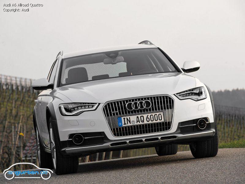 Foto Audi A6 Allroad Quattro Bilder Audi A6 Allroad
