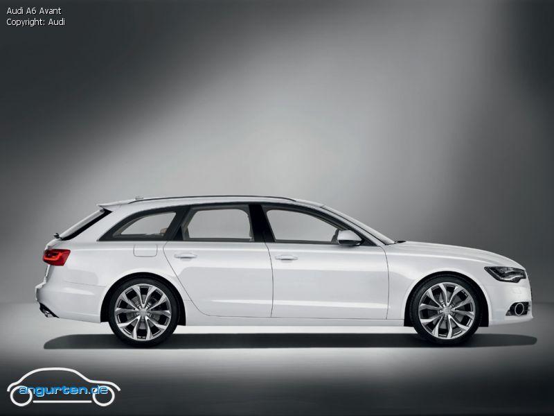 Foto Audi A6 Avant Bilder Audi A6 Avant Bildgalerie