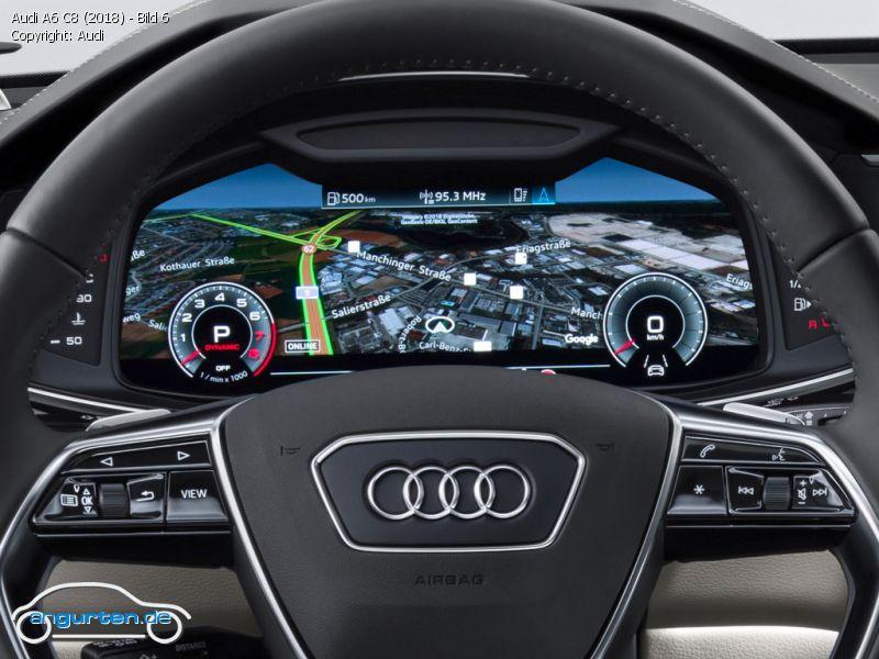 Audi A6 Avant C8 C8 Fotos Amp Bilder