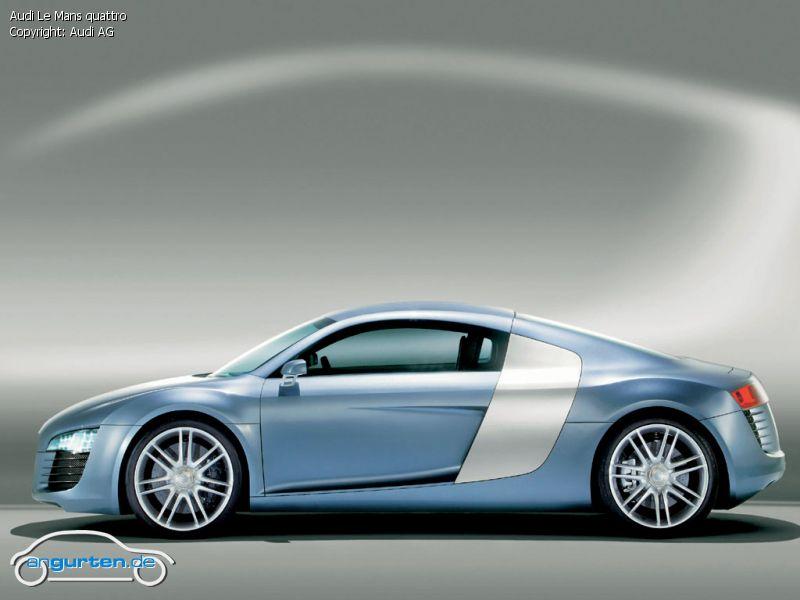 Foto Audi Le Mans Quattro Bilder Audi Le Mans Quattro