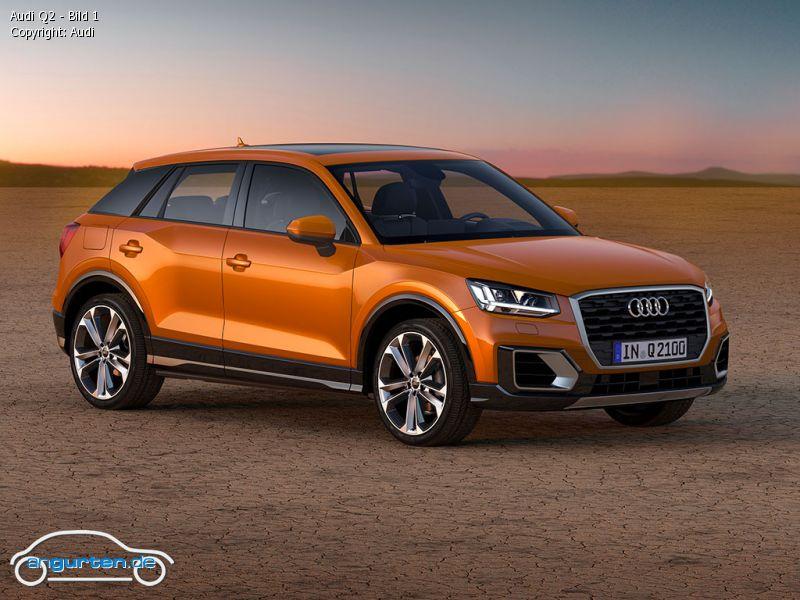 Foto (Bild): Audi Q2 - Bild 1 (angurten.de)