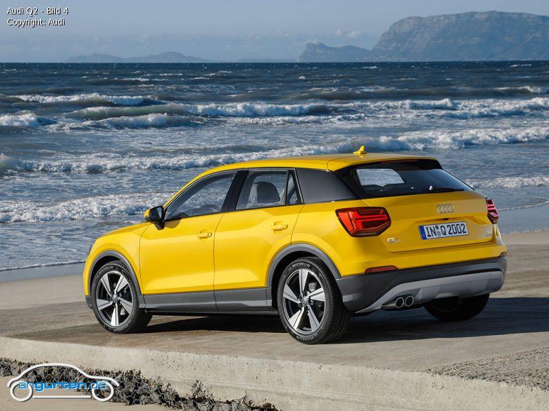 Foto Audi Q2 Bild 4 Bilder Audi Q2 Bildgalerie Bild 4