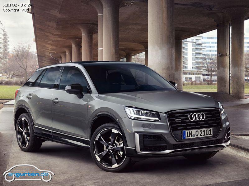 Audi A 3 Limousine >> Audi Q2 Nanograu Metallic - Farben