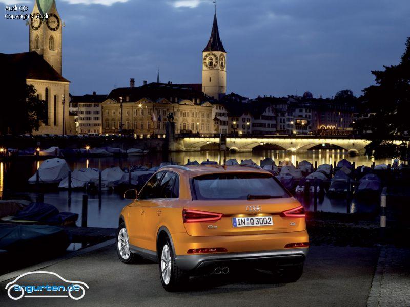 Foto Audi Q3 Bilder Audi Q3 Bildgalerie Bild 4