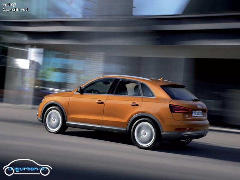 Foto Audi Q3 Bilder Audi Q3 Bildgalerie Bild 9
