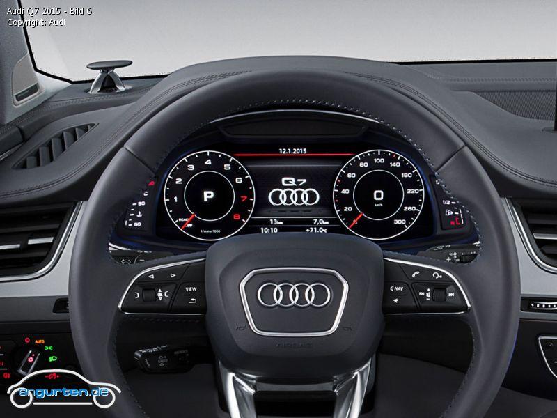 Foto Audi Q7 2015 Bild 6 Bilder Audi Q7 2015