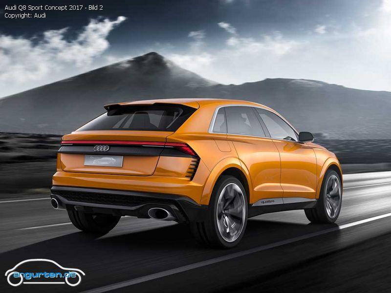 Audi Q8 Fotos Amp Bilder
