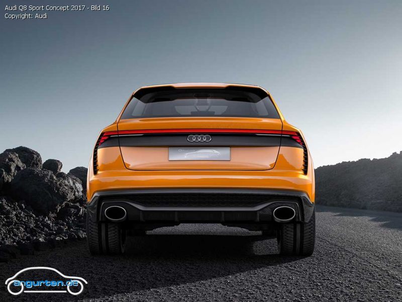 Foto Audi Q8 Sport Concept 2017 Bild 16 Bilder Audi Q8
