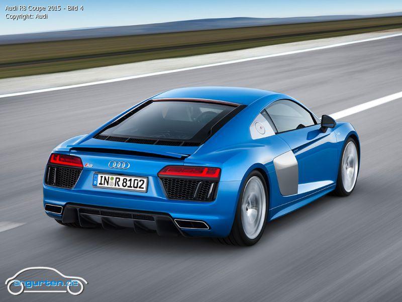 Foto Audi R8 Coupe 2015 Bild 4 Bilder Audi R8 Coupe