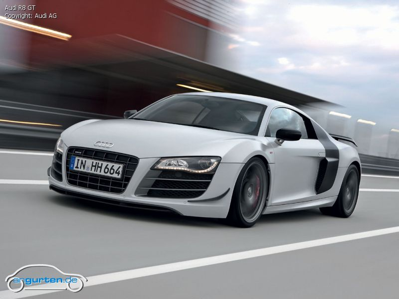 foto audi r8 gt bilder audi r8 gt bildgalerie bild 1. Black Bedroom Furniture Sets. Home Design Ideas