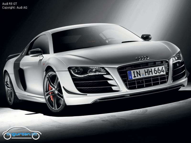 audi r8 gt fotos bilder. Black Bedroom Furniture Sets. Home Design Ideas