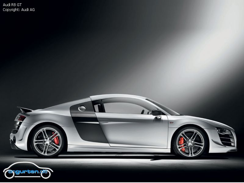 foto audi r8 gt bilder audi r8 gt bildgalerie bild 7. Black Bedroom Furniture Sets. Home Design Ideas