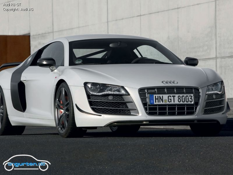 foto audi r8 gt bilder audi r8 gt bildgalerie bild 8. Black Bedroom Furniture Sets. Home Design Ideas