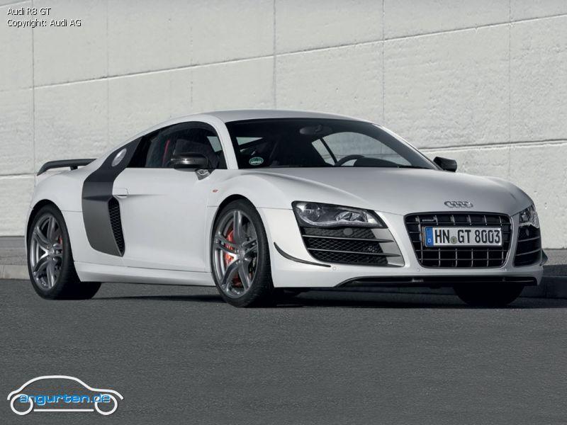 Foto Audi R8 Gt Bilder Audi R8 Gt Bildgalerie Bild 10