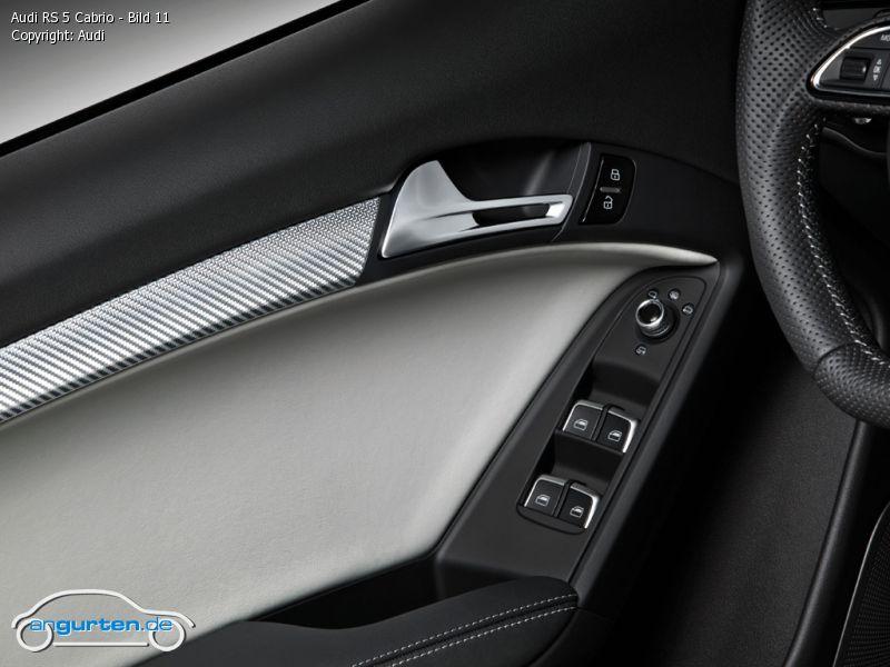 Foto Audi Rs 5 Cabrio Bild 11 Bilder Audi Rs 5 Cabrio