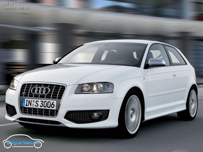 Foto Audi S3 Bilder Audi S3 Bildgalerie Bild 10