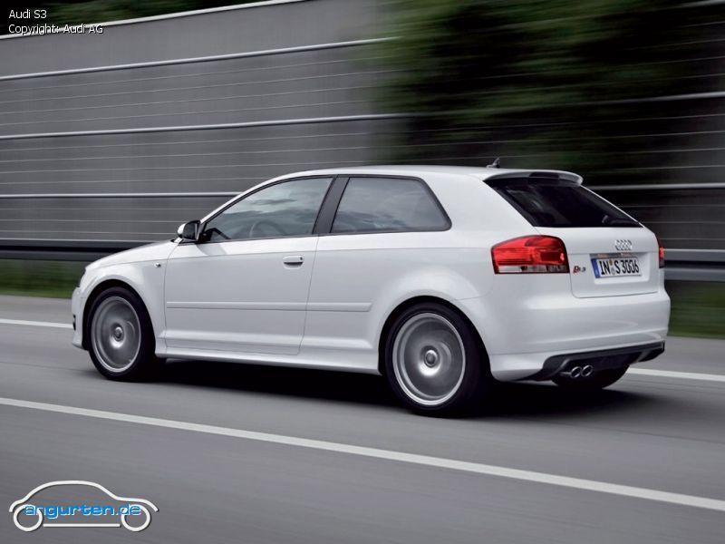 Foto Audi S3 Bilder Audi S3 Bildgalerie Bild 11