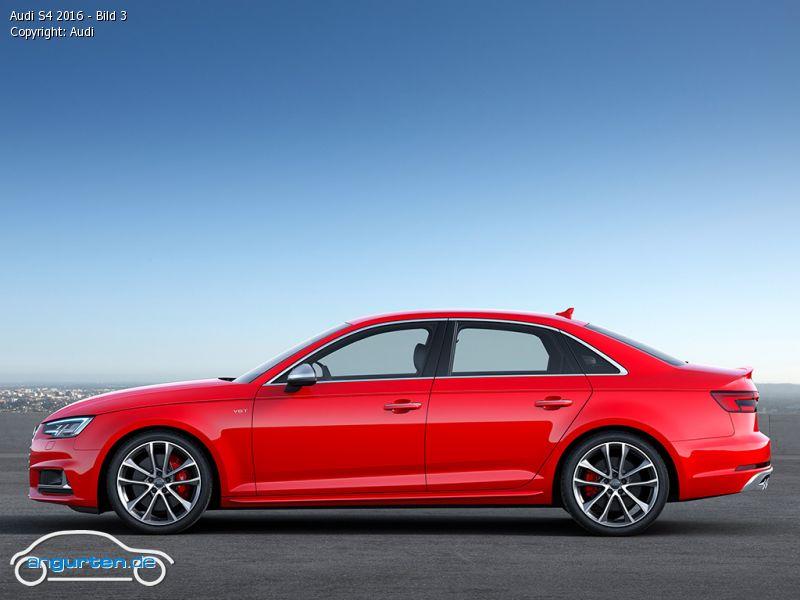 Foto Audi S4 2016 Bild 3 Bilder Audi S4 Bildgalerie