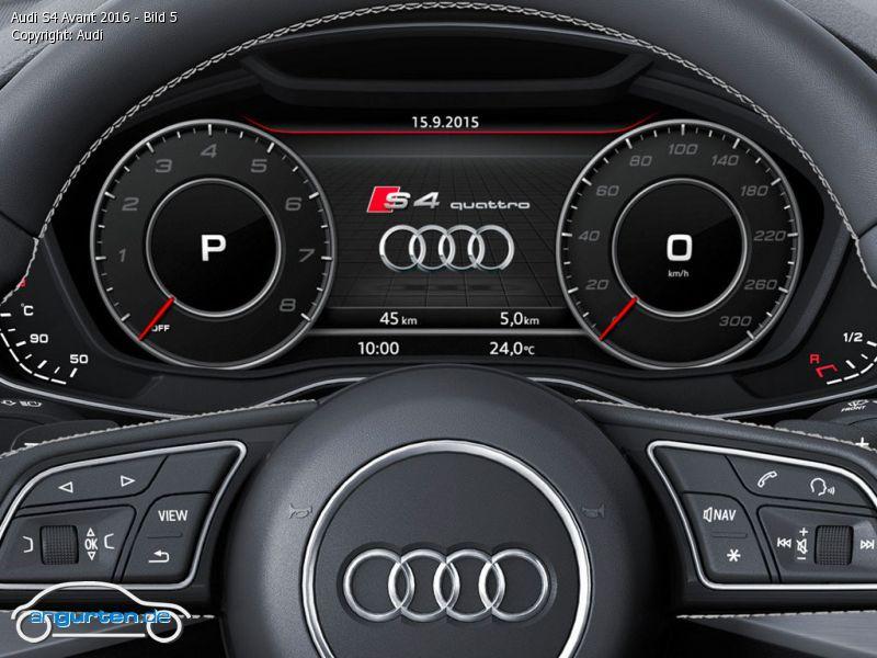 Foto Audi S4 Avant 2016 Bild 5 Bilder Audi S4 Avant