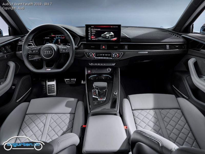 Incredible Foto Audi S4 Avant Facelift 2019 Bild 7 Bilder Audi S4 Spiritservingveterans Wood Chair Design Ideas Spiritservingveteransorg
