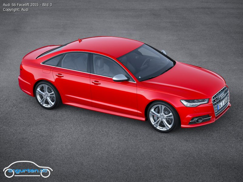 Foto Audi S6 Facelift 2015 Bild 3 Bilder Audi S6