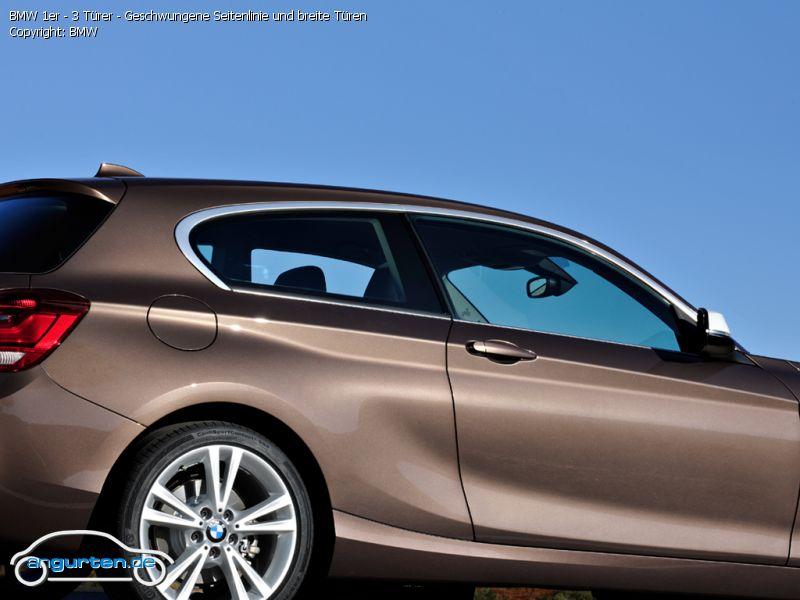 Foto (Bild): BMW 1er - 3 Türer - Geschwungene Seitenlinie ...