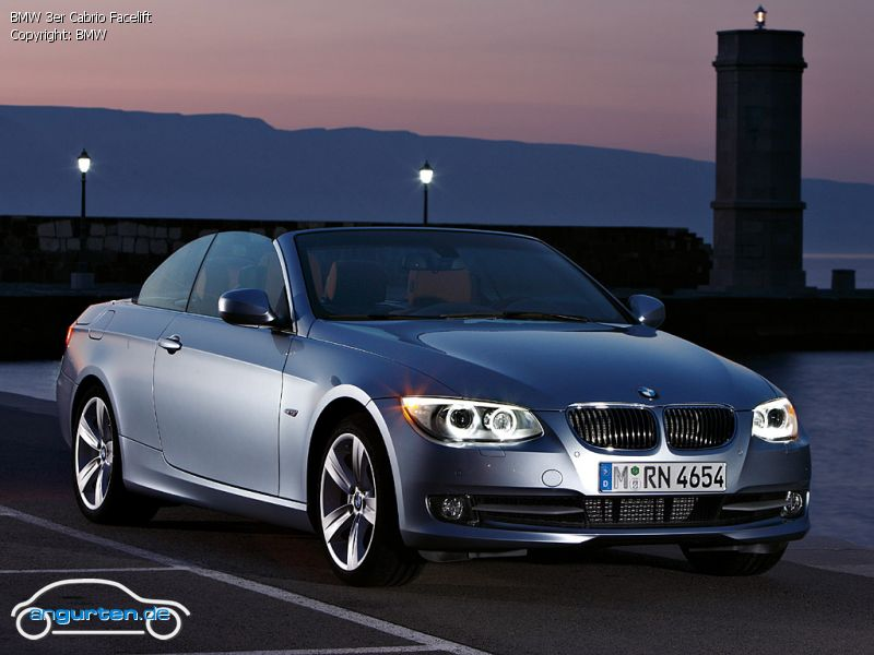 foto bild bmw 3er cabrio facelift. Black Bedroom Furniture Sets. Home Design Ideas