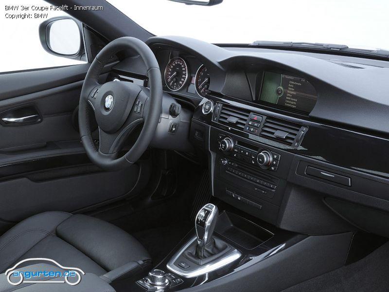 Foto Bmw 3er Coupe Facelift Innenraum Bilder Bmw 3er