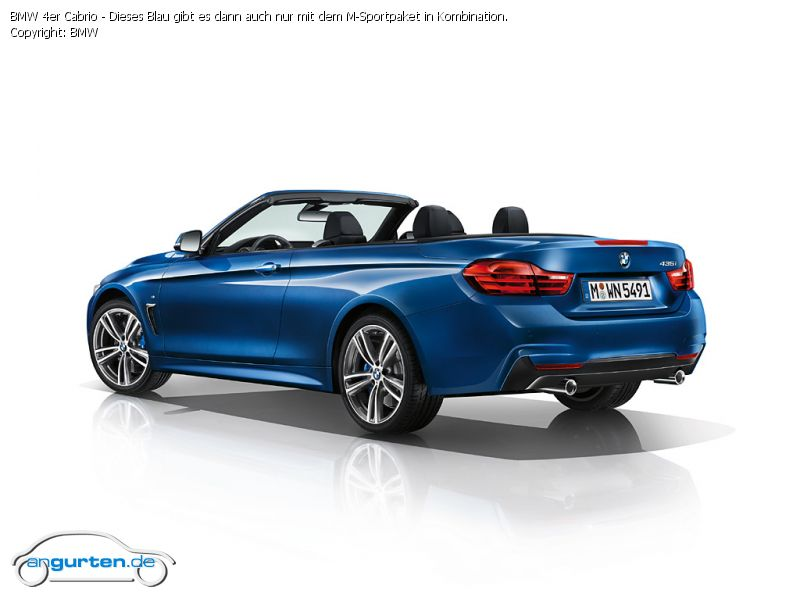 bmw 4er cabrio f33 fotos bilder. Black Bedroom Furniture Sets. Home Design Ideas