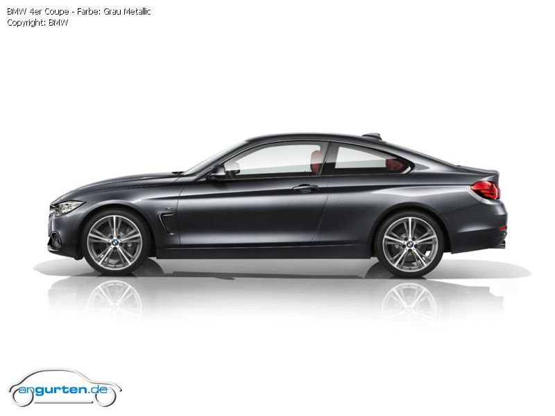 Foto BMW 4er Coupe Farbe Grau Metallic Bilder BMW 4er
