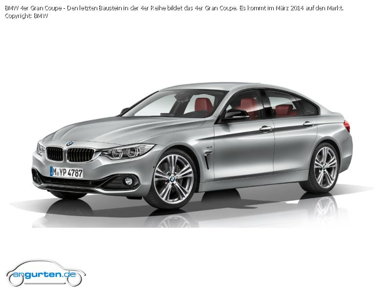 bmw 4er gran coupe f36 abmessungen technische daten. Black Bedroom Furniture Sets. Home Design Ideas