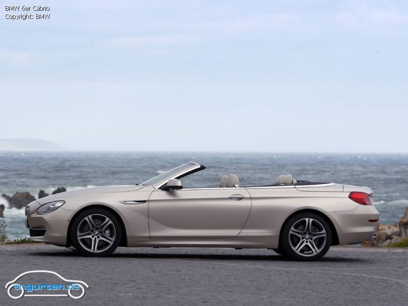 foto bild bmw 6er cabrio. Black Bedroom Furniture Sets. Home Design Ideas