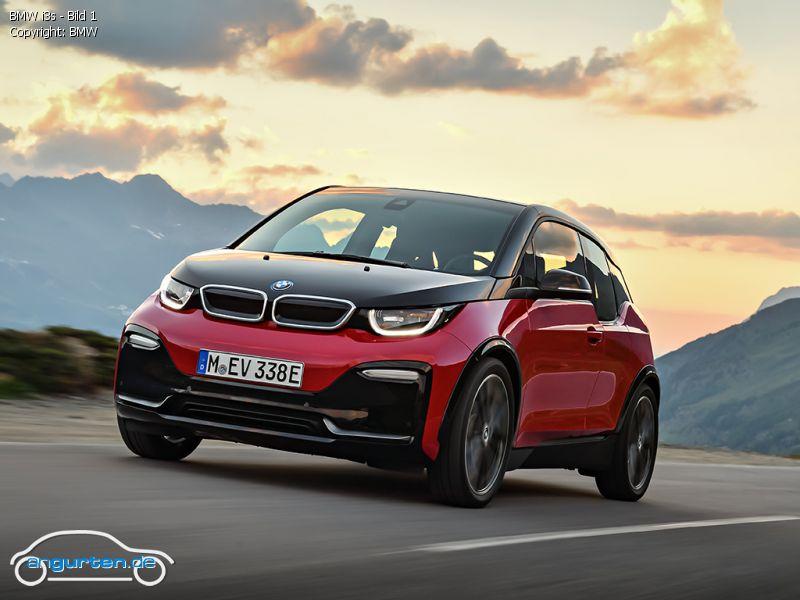 Foto BMW i3s - Bild 1 - Bilder BMW i3s - Bildgalerie (Bild 1)