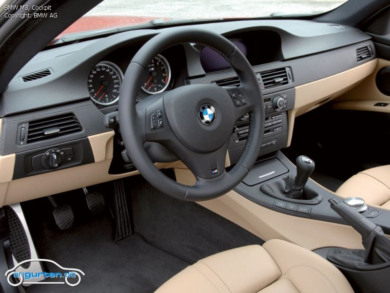 foto bild bmw m3 cockpit. Black Bedroom Furniture Sets. Home Design Ideas