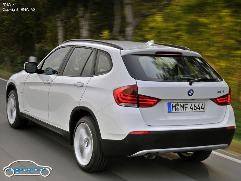 BMW X3 Alpinweiß Uni - Farben