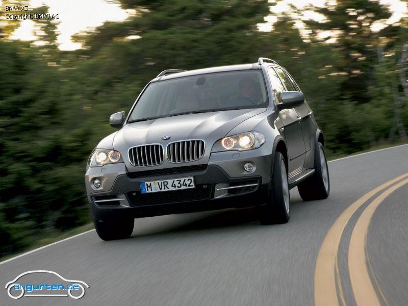 Foto BMW X5 - Bilder BMW X5 - Bildgalerie (Bild 1)