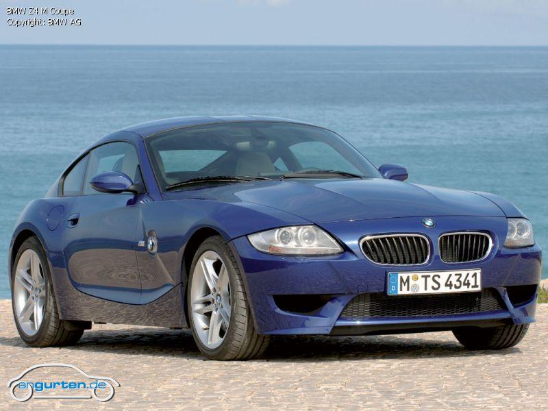 Foto Bmw Z4 M Coupe Bilder Bmw Z4 M Coupe Bildgalerie