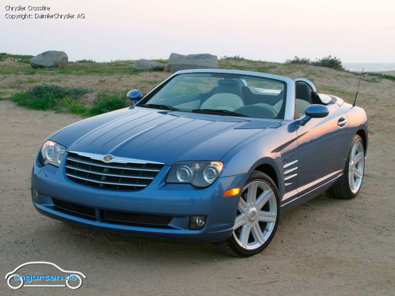 Foto (Bild): Chrysler Crossfire (angurten.de)