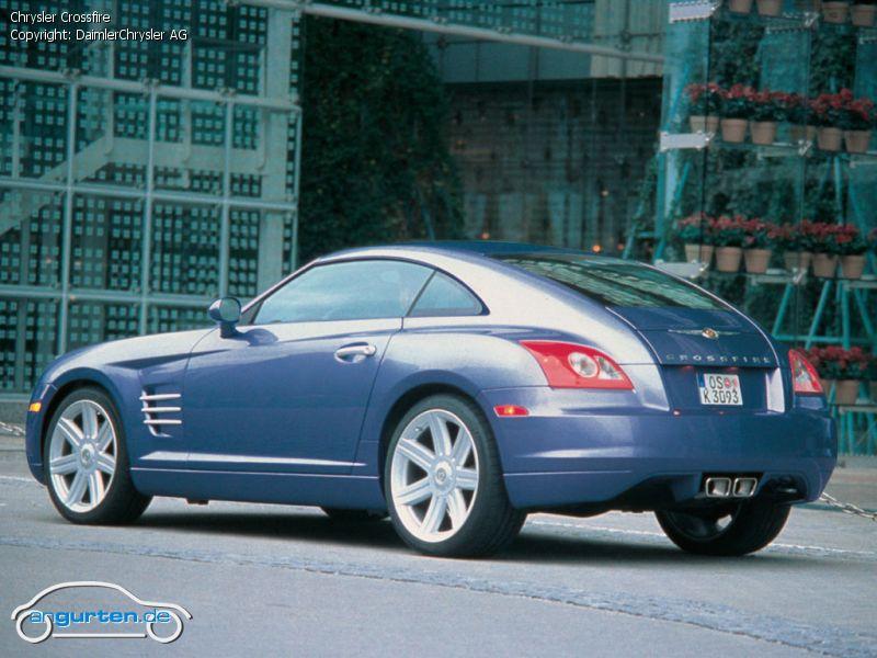 Chrysler Sports Car Crossfire