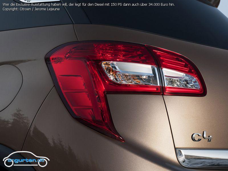 Mazda St Jerome >> Citroen C4 Aircross - Fotos & Bilder
