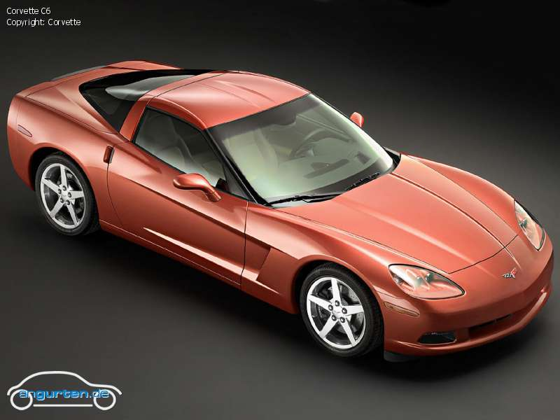 fotos corvette c6 - photo #9